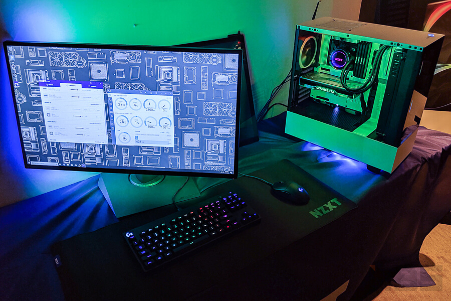 NZXT Computex 2019 NotebookSPEC 17