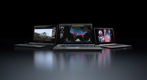 Quadro RTX laptops large