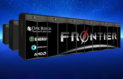 Screenshot 2019 05 07 Frontier Cray