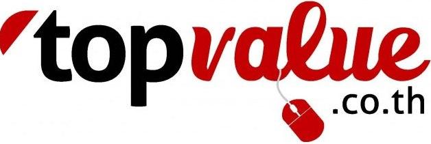 Topvalue ช้อปปิ้งออนไลน์แห่งใหม่
