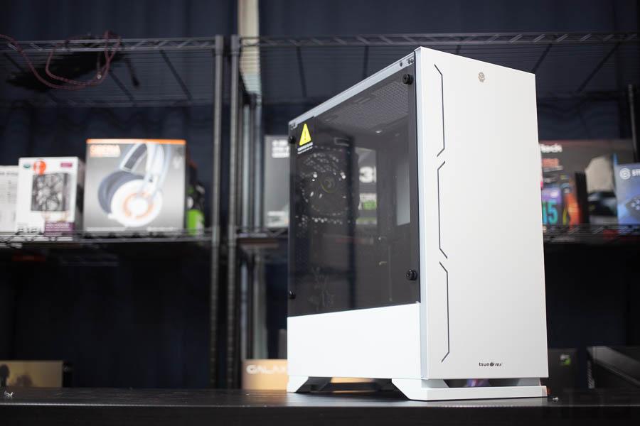 Tsunami Hunter H8 RGB ATX Gaming Case 19