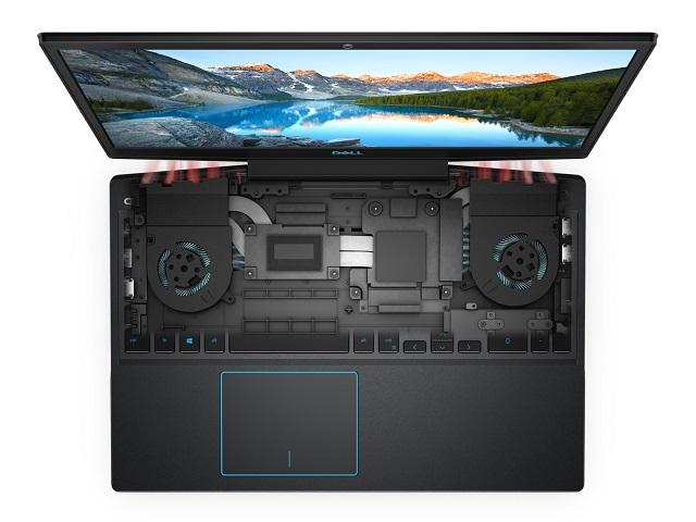 csm G3 15 3590 open top view inside keyboard d5fa48e735