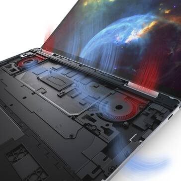 csm XPS 13 2 in 1 insides of thermals black e997eb1d0e