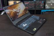 ASUS FX505DU Review NBS 18