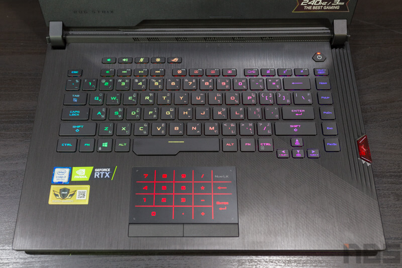 ASUS ROG Strix HERO III Review NBS 29