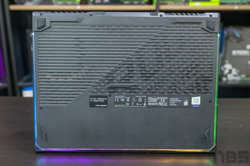 ASUS ROG Strix HERO III Review NBS 78