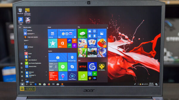 Acer Nitro 7 Review NBS 73