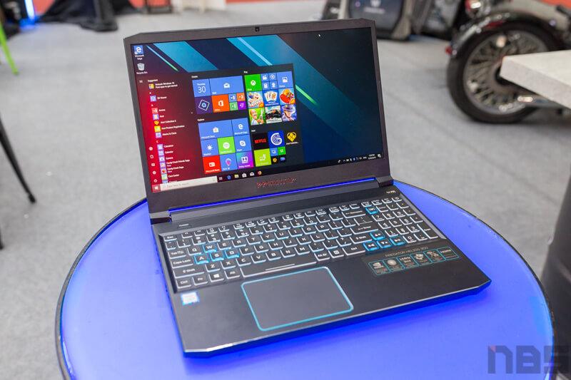 Acer Predator Helios 300 Preview NBS 1