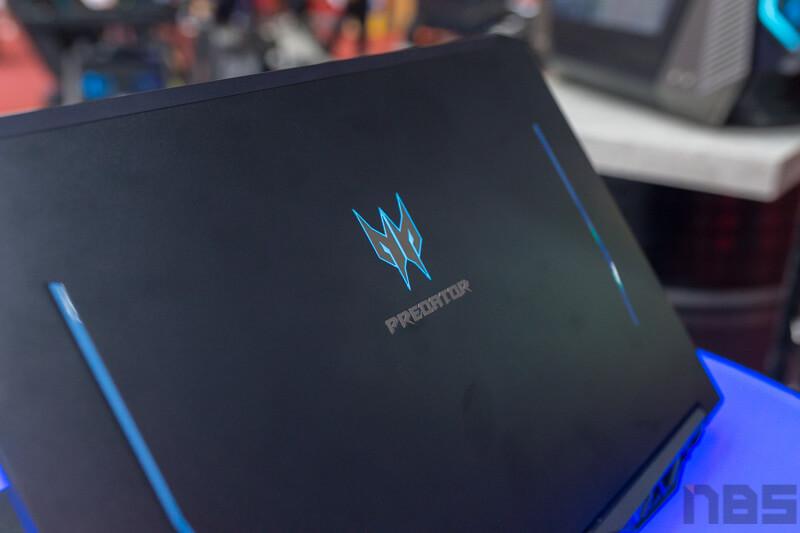 Acer Predator Helios 300 Preview NBS 15