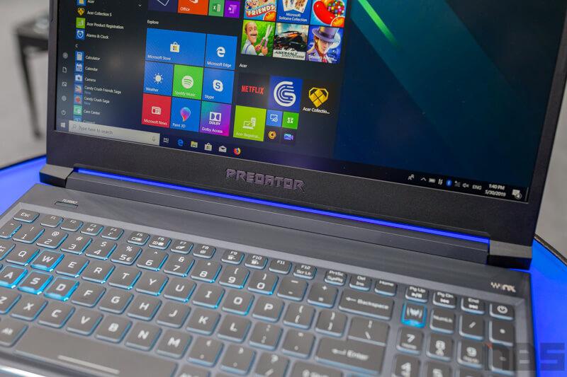 Acer Predator Helios 300 Preview NBS 4
