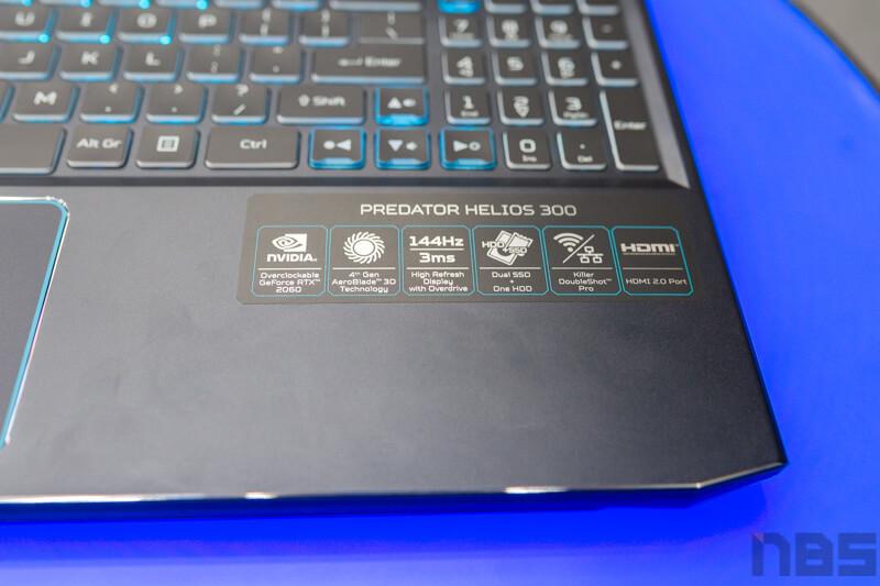 Acer Predator Helios 300 Preview NBS 9