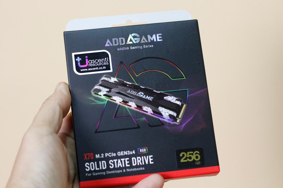 SSD RGB