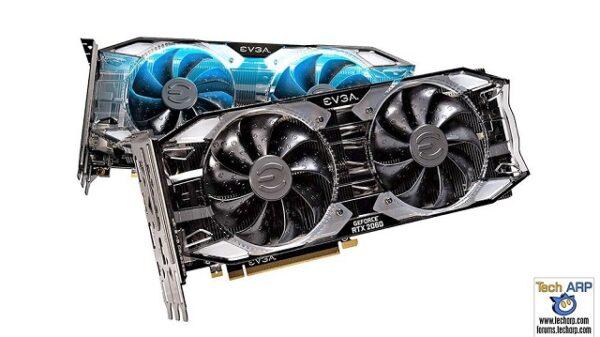 EVGA GeForce RTX 2060 Super XC Ultra Gaming revealed