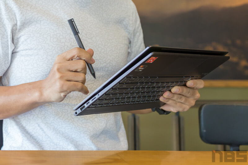 HP ENVY x360 2019 Review NBS 105