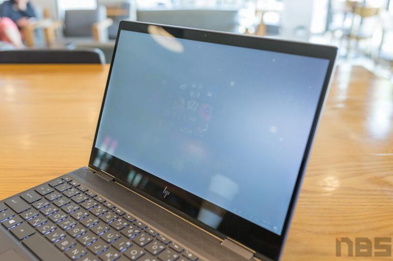 HP ENVY x360 2019 Review NBS 26
