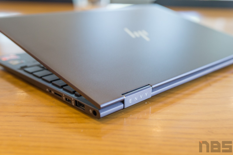 HP ENVY x360 2019 Review NBS 32