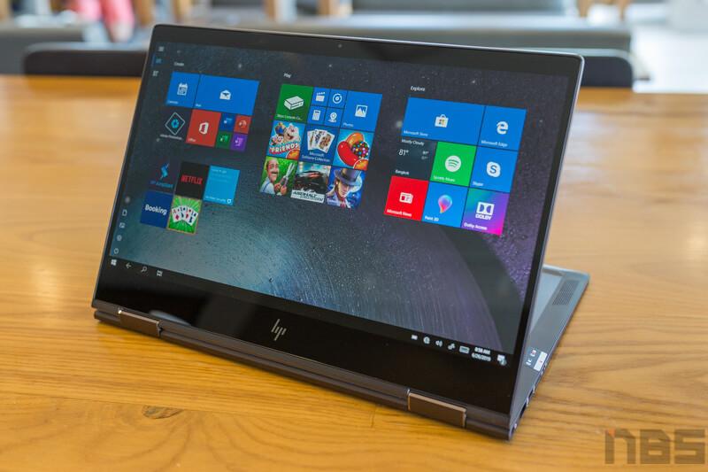 HP ENVY x360 2019 Review NBS 68