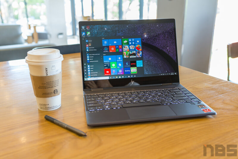 HP ENVY x360 2019 Review NBS 88