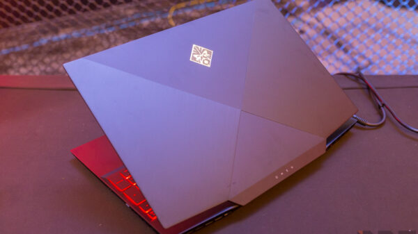 HP OMEN 15 2019 Preview NBS 10