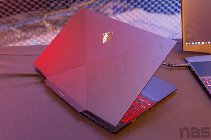 HP OMEN 15 2019 Preview NBS 21