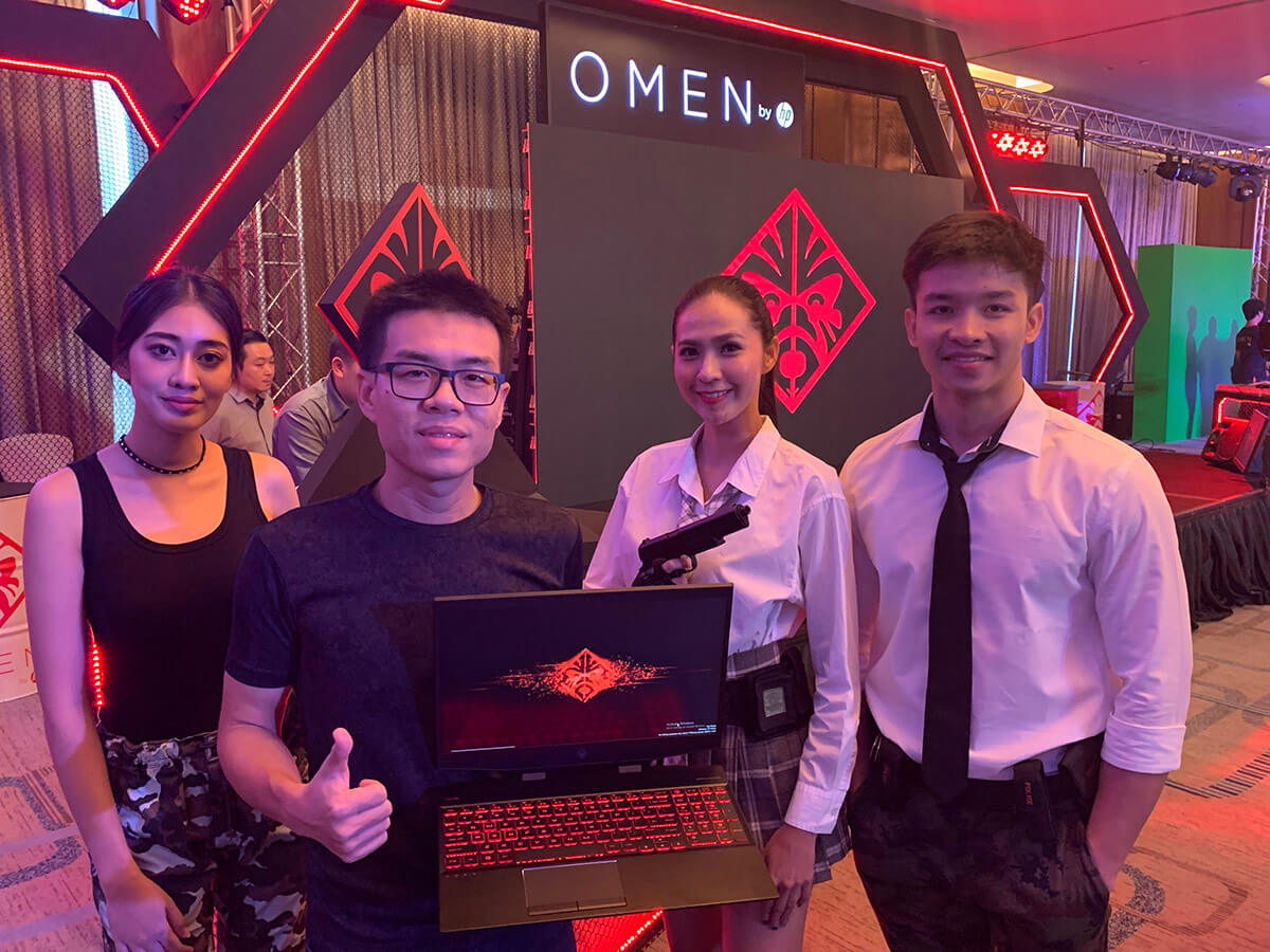 HP OMEN 15 2019 Preview NBS 24