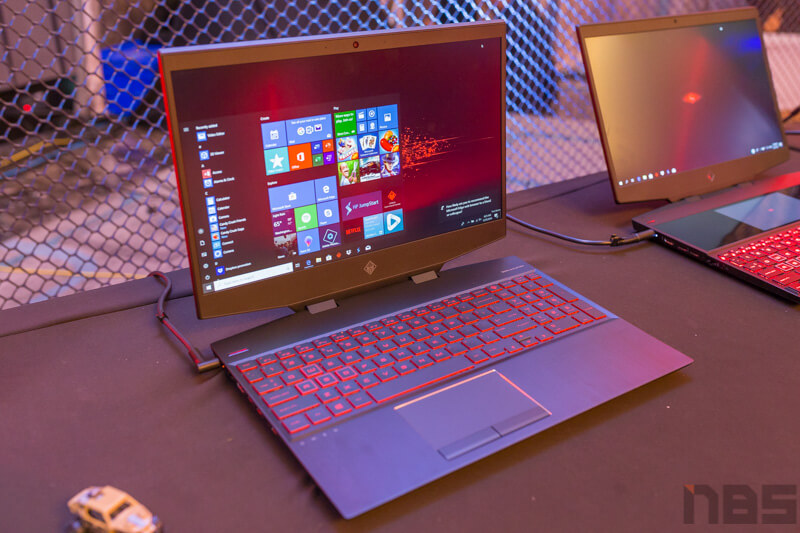 HP OMEN 15 2019 Preview NBS 3