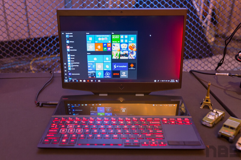 HP OMEN X 2S 15 2019 Preview NBS 1