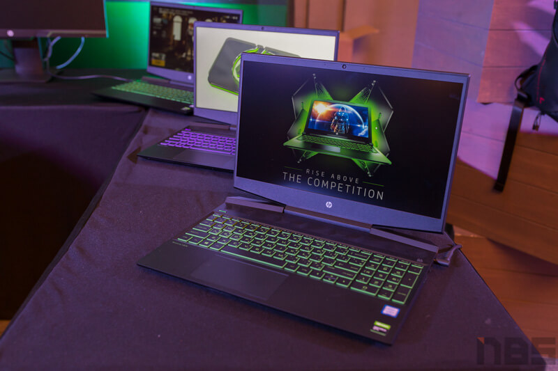 HP Pavilion Gaming 15 2019 Preview NBS 2
