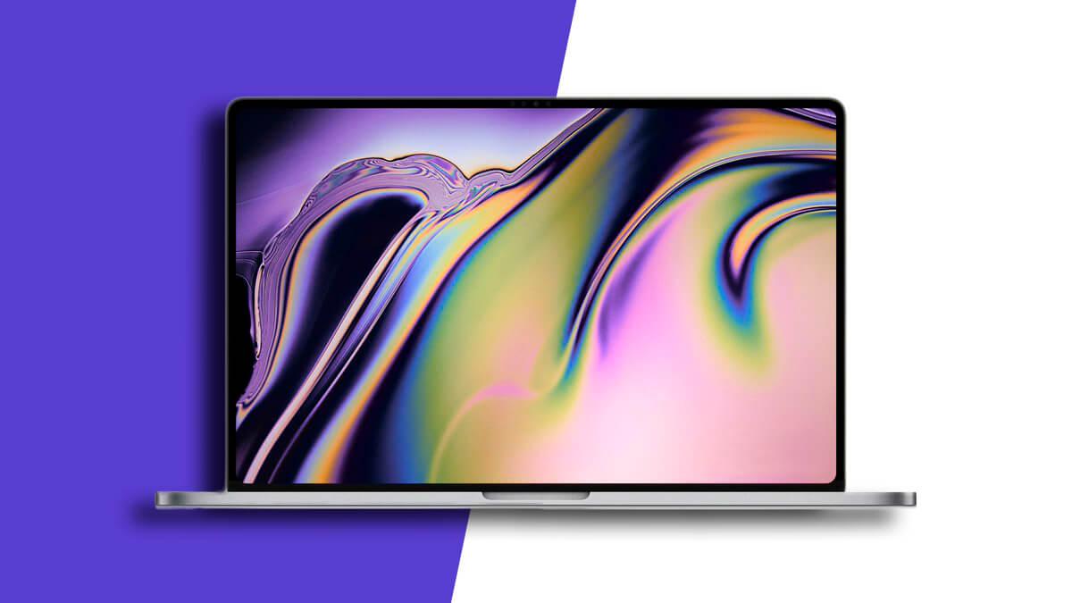 MacBook Pro redesign