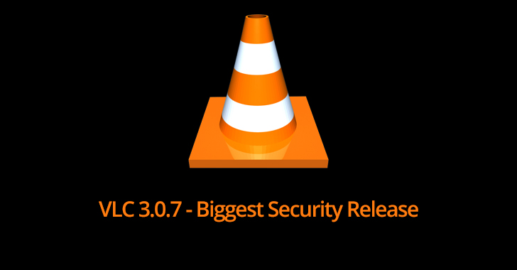 VLC 3.0.7 Released