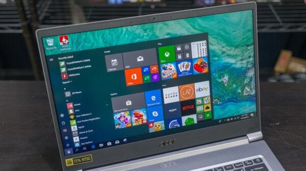 Windows 10 v1903 8