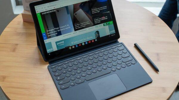google pixel slate tablet 1