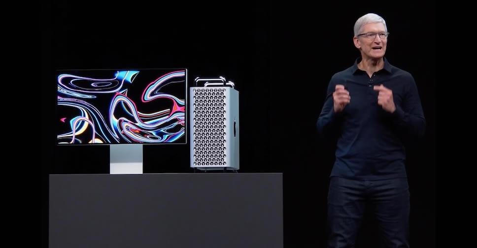 mac pro 2019 new