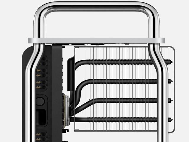 mac pro heat sink