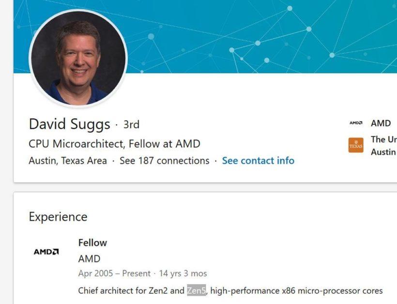 AMD Zen 5 Ryzen Threadripper EPYC CPUs