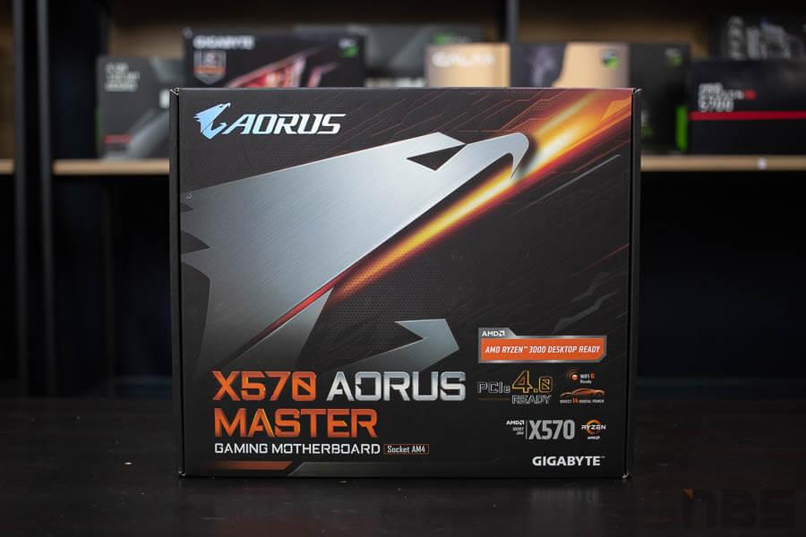 AORUS X570 MASTER 1