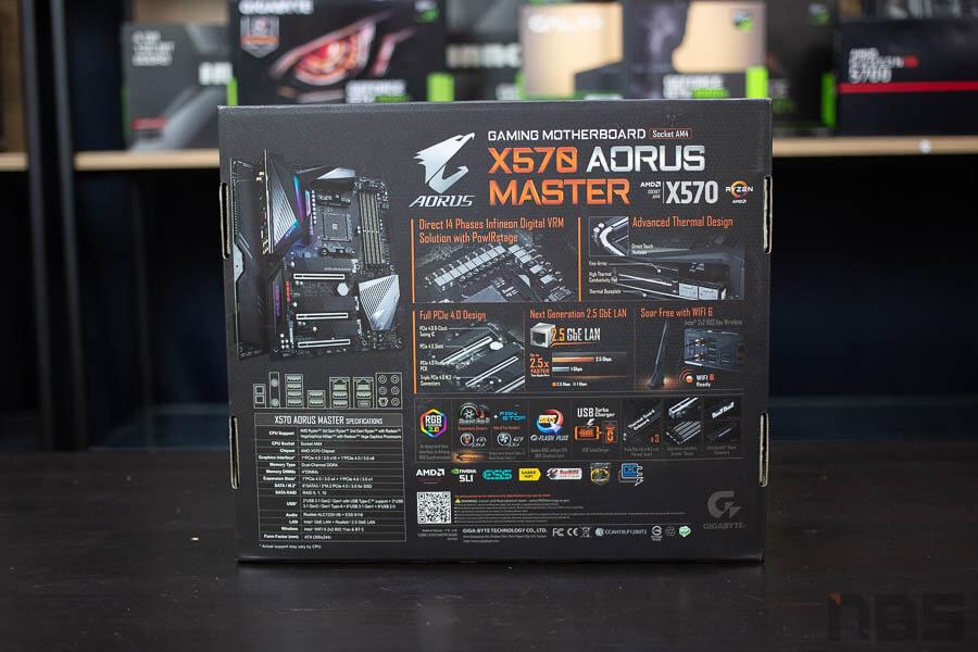 AORUS X570 MASTER 2