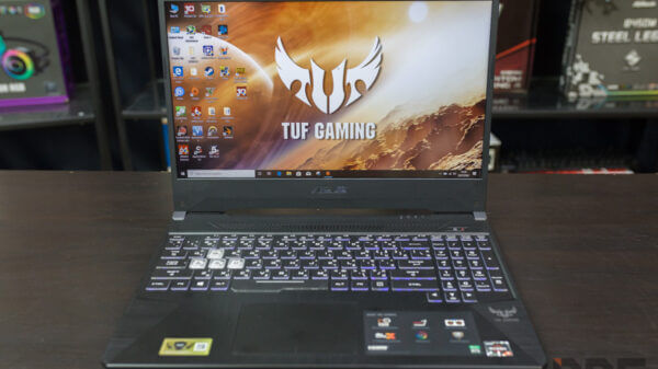 ASUS TUF FX505DV R5 Review 3