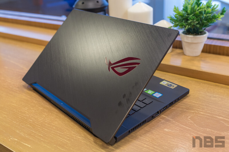 ASUS Zephyrus S GX502 Review 30