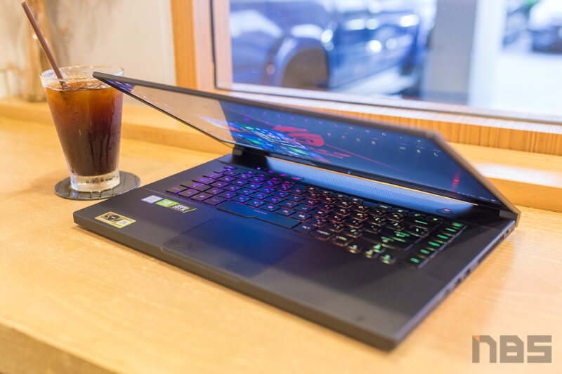 ASUS Zephyrus S GX502 Review 57