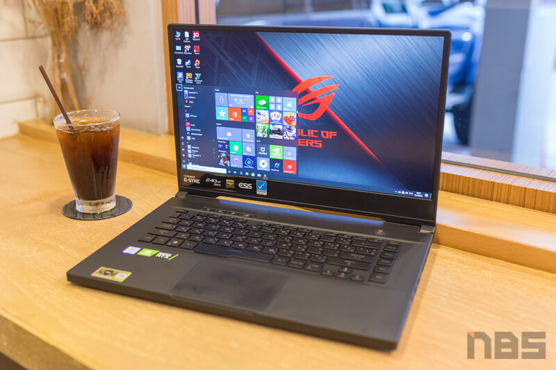 ASUS Zephyrus S GX502 Review 58