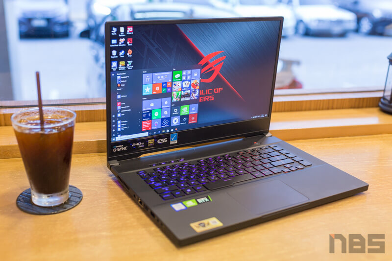 ASUS Zephyrus S GX502 Review 59
