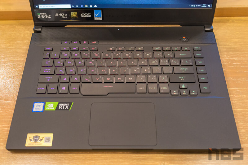 ASUS Zephyrus S GX502 Review 9