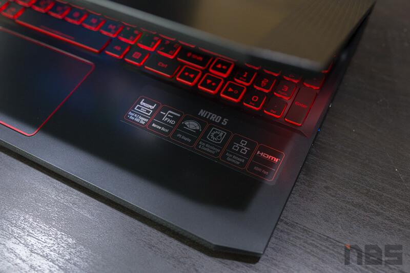 Acer Nitro 5 Ryzen 3550H Review NBS 24