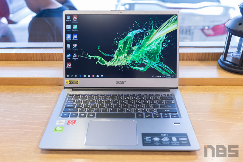 Acer Swift 3 AMD Athlon Review 1