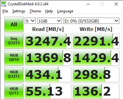 CrystalDiskMark 6.0.2 x64 7 11 2019 11 43 36 AM