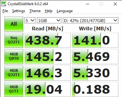 CrystalDiskMark 6.0.2 x64 7 9 2019 5 04 09 PM