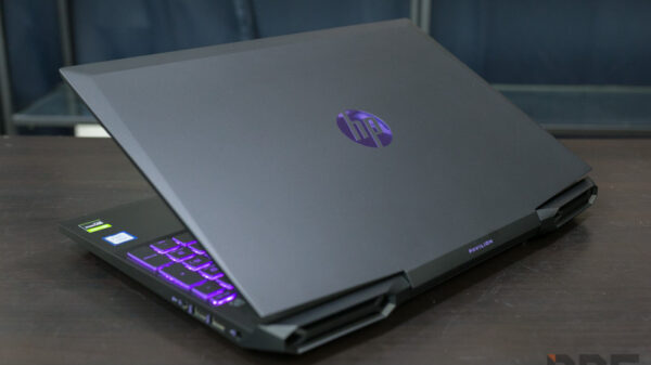 HP Pavilion Gaming 15 i5 GTX1660Ti Review 23