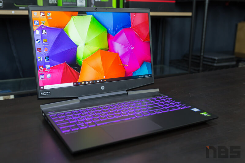 HP Pavilion Gaming 15 i5 GTX1660Ti Review 3