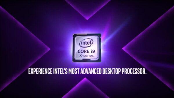 Intel Core X Core i9